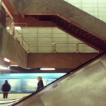 Lionel-Groulx. Green and Orange Lines. Opened 1978.