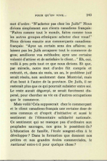 Lionel Groulx writing as Jacques Brassier in L'Action nationale, April 1933. The full issue can be accessed via the BAnQ's website.