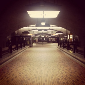 Bonaventure. Orange Line. Opened 1967.