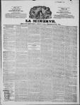 La Minèrve, 27 June 1836, p. 1